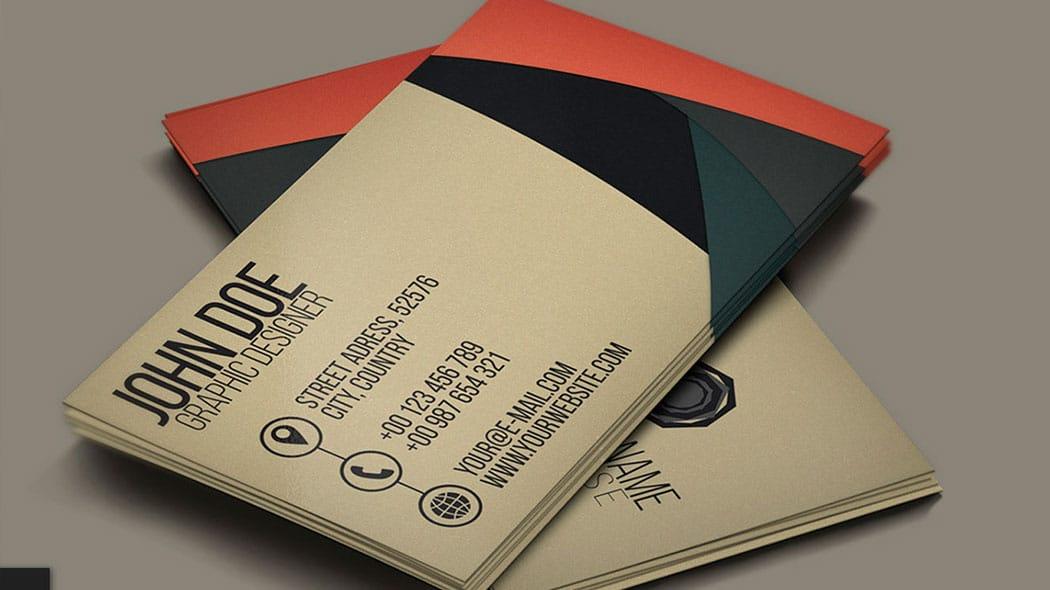 کارت ویزیت شرکتی رایگان