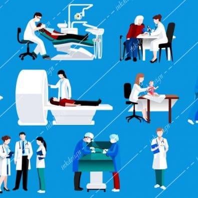 وکتور-تجهیزات-پزشکی