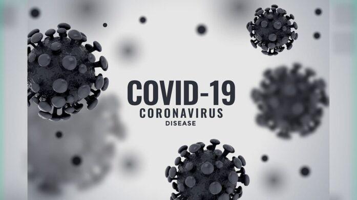وکتور 3D ویروس کرونا Covid-19