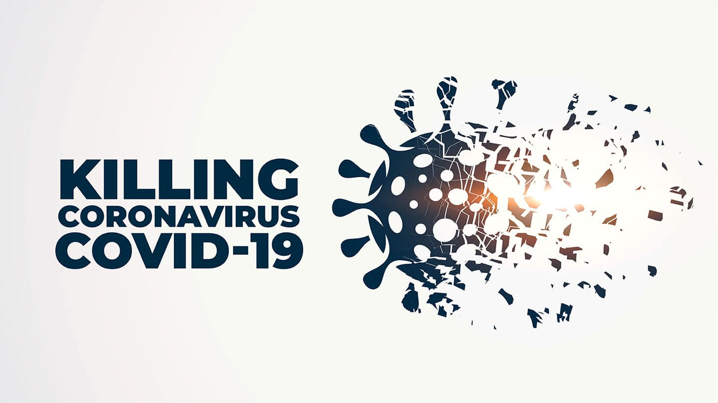 وکتور ویروس کرونا covid-19